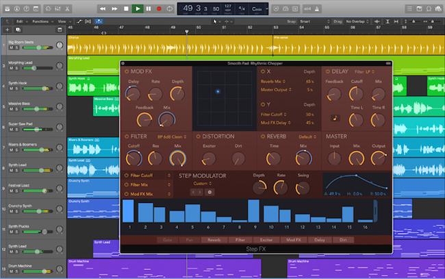 Logic Pro X / Apple