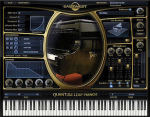 Quantum Leap Pianos / East West