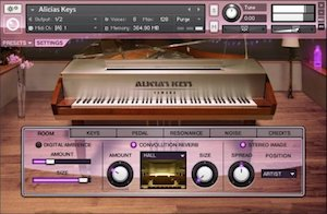 Alicia's Keys / Native Instruments