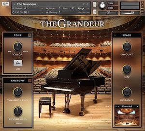 The Grandeur / Native Instruments
