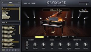 Keyscape / SpectraSonics