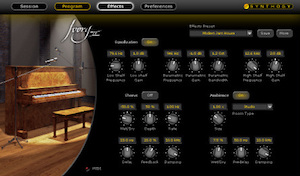 Ivory II Upright Pianos / Synthogy