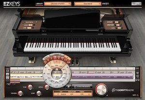 EZ Keys - Grand Piano / ToonTrack