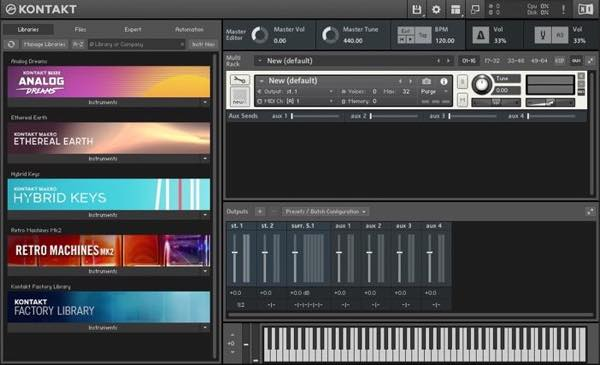 Kontakt / Native Instruments