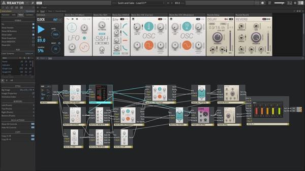 Reaktor / Native Instruments