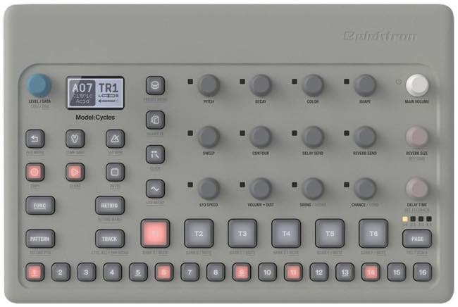 Model:Cycles / Elektron