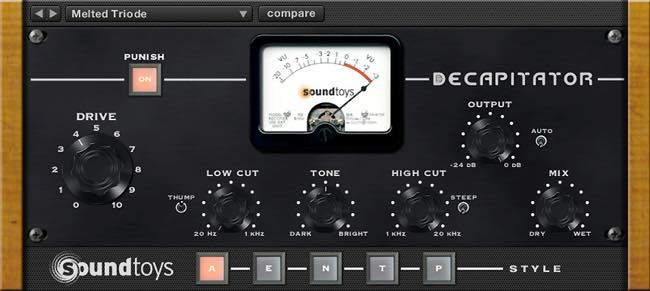 Decapitator / SoundToys