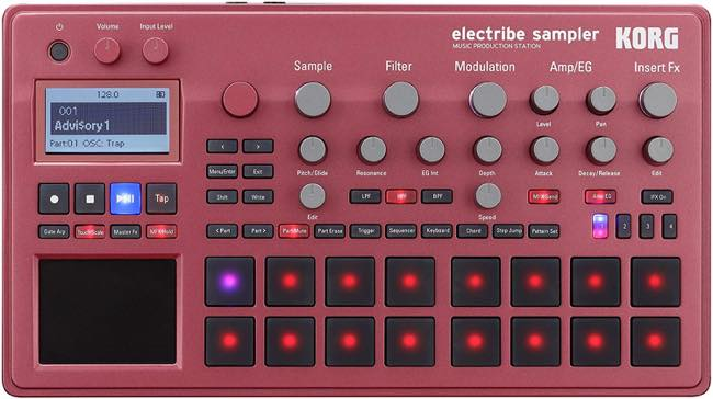 Electribe Sampler / Korg