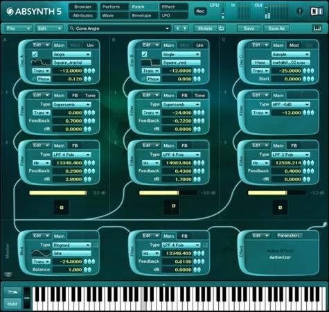 Absynth 5 / Native Instruments