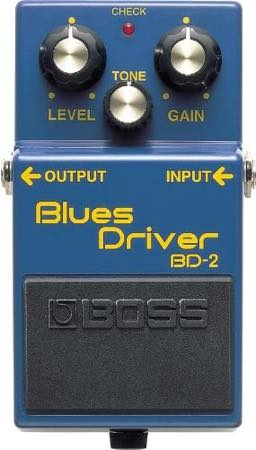 Boss / BD-2 Blues Driver