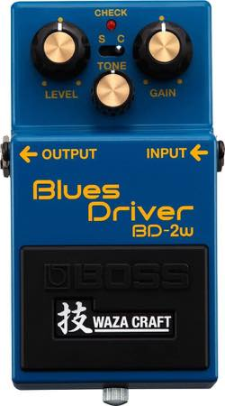 Boss / BD-2W Blues Driver
