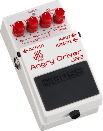 Boss / JB-2 Angry Driver