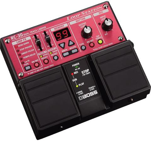 Boss / RC-30  Loop Station