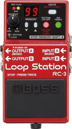Boss / RC-3 Loop Station