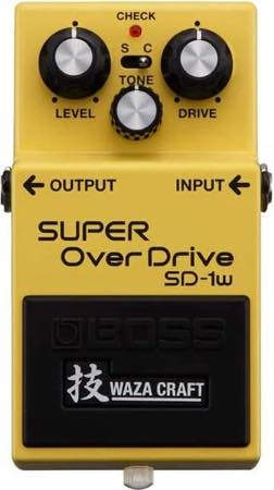 Boss / SD-1W Super OverDrive