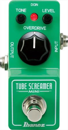 Ibanez / Tube Screamer Mini
