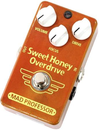 Mad Professor / Sweet Honey Overdrive Factory