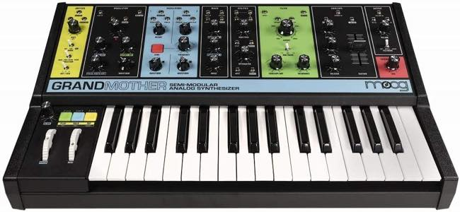 Grandmother / Moog
