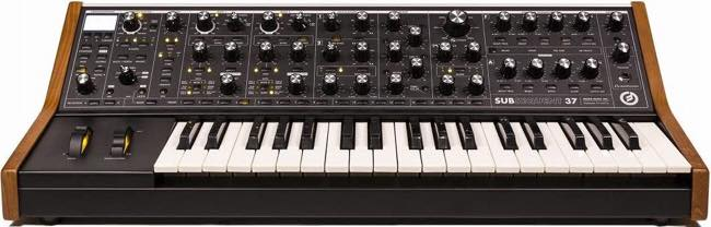 Subsequent 37 / Moog