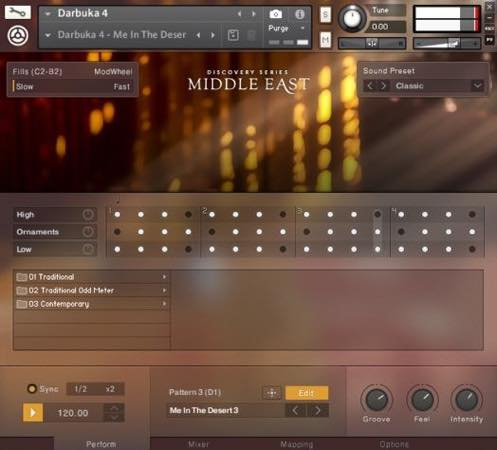Native Instruments / Discovery Series:Middle East