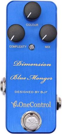 One Control / Dimension Blue Monger
