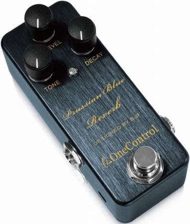 One Control / Prussian Blue Reverb
