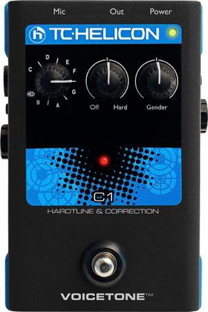 VoiceTone C1 / TC Helicon