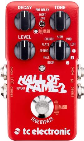TC Electronic / Hall of Fame 2 Reverb