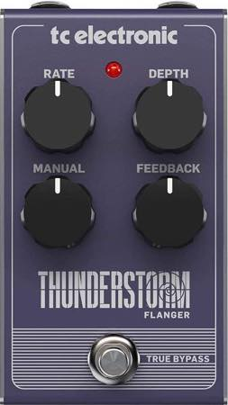 TC Electronic / Thunderstorm Flanger