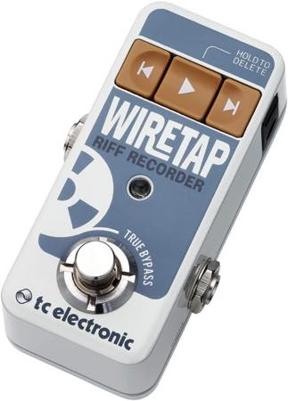 TC Electronic / WireTap Riff Recorder