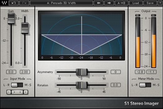 S1 Stereo Imager / Waves