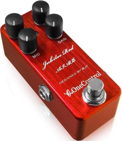 One Control / Jubilee Red AIAB