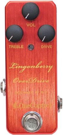 One Control / Lingonberry OverDrive