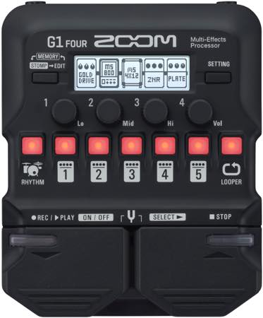 Zoom / G1 Four