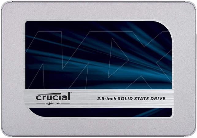 Crucial 内蔵SSD 500GB CT500MX500SSD1/JP