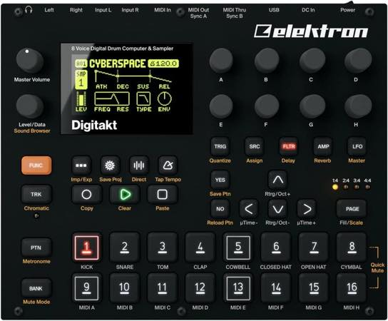 Digitakt / Elektron