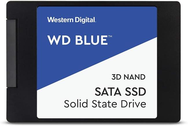 WD(Western Digital) 内蔵SSD WD Blue
