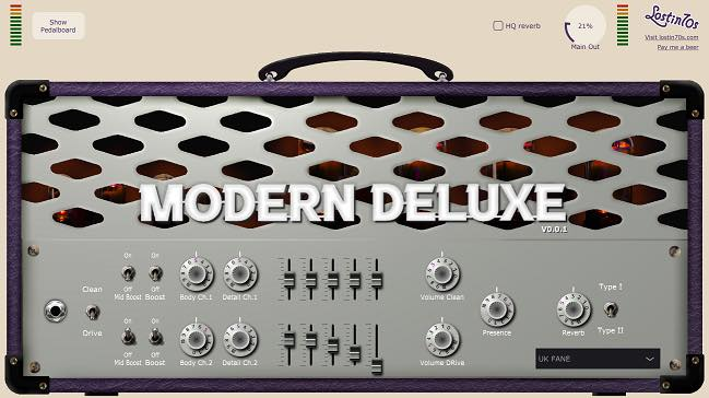 Modern Deluxe / Lostin70s