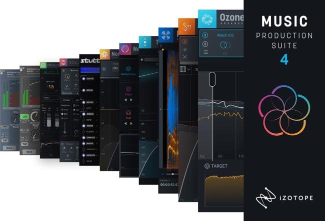 Music Production Suite 4 / iZotope