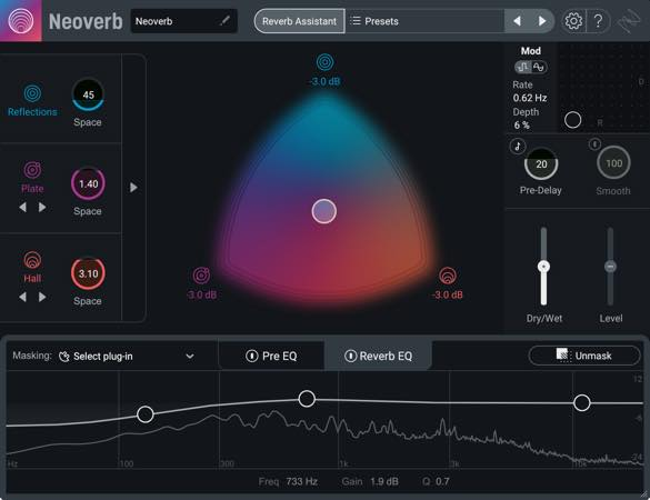 Neoverb / iZotope