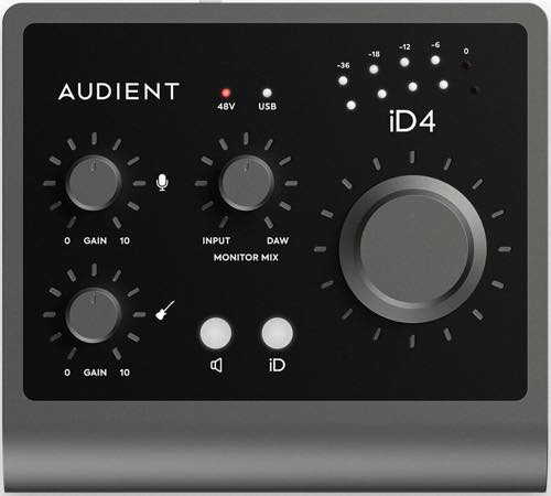 Audient / iD4mkII