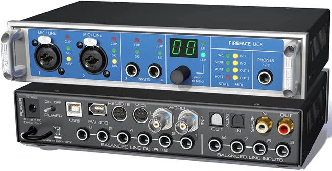 RME / Fireface UCX